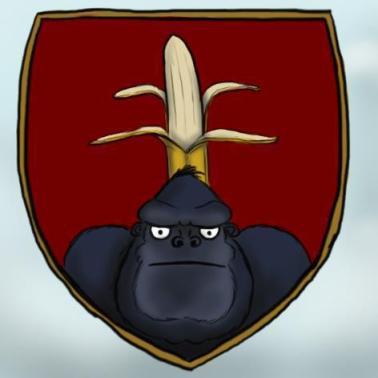 Obyčajní ľudia a nezávislé osobnosti predstavili nový štátny znak SR s gorilou a banánom