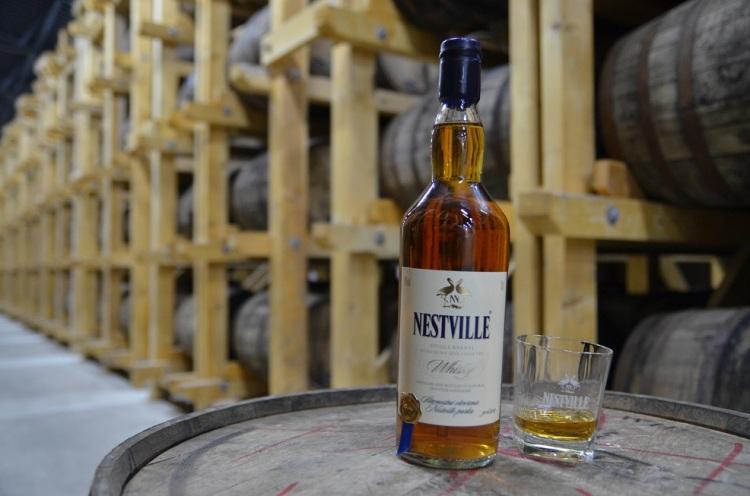 Nestville Whisky má rodný list zo Slovenska.