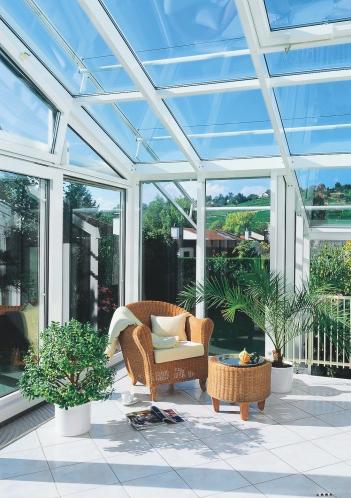 Systém zimných záhrad Schüco CMC 50 (Conservatory Modular Construction)
