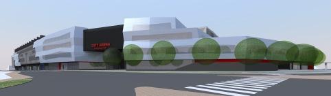 Mesto Trnava atrnavská akciová spoločnosť City-Arena slávnostne podpísali zmluvy umožňujúce realizáciu modernej City Areny, ktorá nahradí súčasný futbalový štadión.