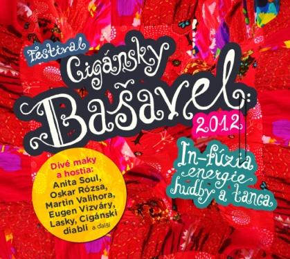 Obal CD nosiča Cigánsky Bašavel.