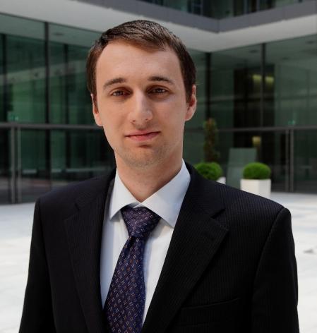 Martin Baláž, analytik SLSP
