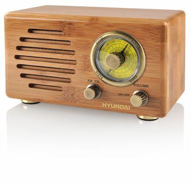 Rádioprijímač Hyundai RA 410 B 35eur