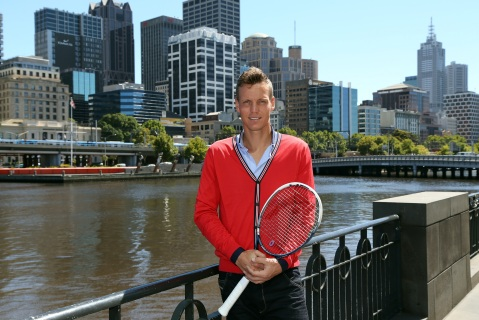 Tomas Berdych's partnership with H&M marks a new chapter in the relationship between sport and fashion.