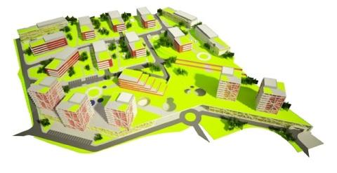 MÚ BA Rača informuje občanov, že do 28. januára 2013 je možné uplatniť pripomienky astanoviská kUrbanistickej štúdii zóny Račany Rosso.