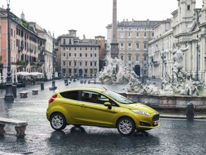 Novinka Ford Fiesta stavia na 36-ročnej histórii