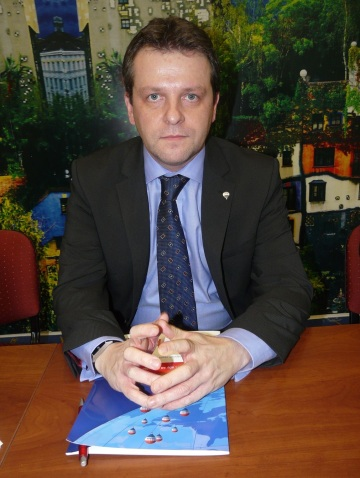 Richard Churý, riaditeľ RE/MAX Slovakia