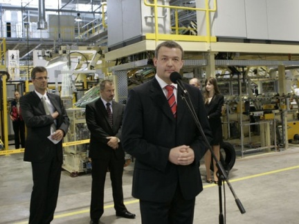 Jaroslav Baška o investícii spoločnosti Continental