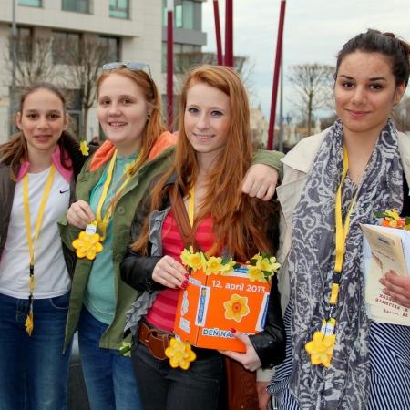 17. ročník dňa narcisov – prvé výsledky zbierky z Bratislavy a Košíc