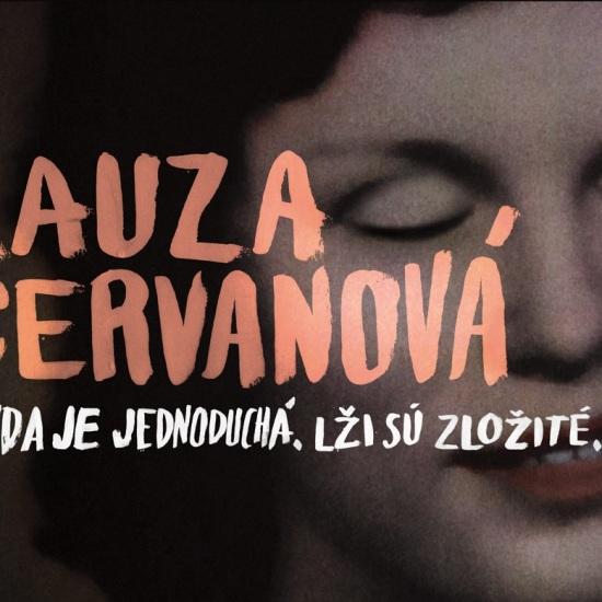 Dokumentárna tragédia Kauza Cervanová