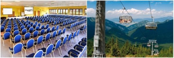 V Jasnej pod Chopkom vyrastie nová interaktívna kongresová miestnosť za 1,2 milióna eur je 350 miest