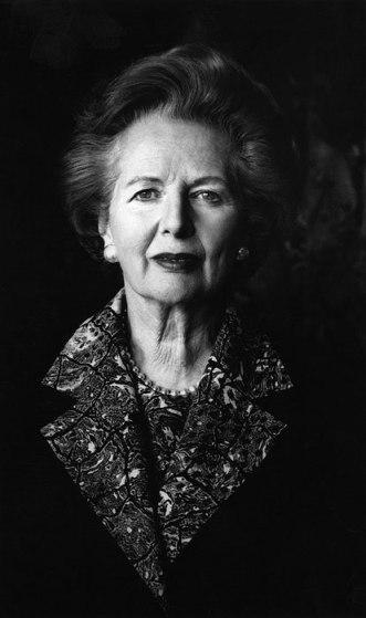 Lady Margaret Thatcher. Foto: www.margaretthatcher.org