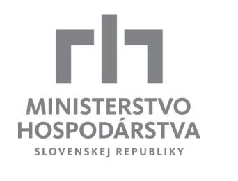 Ministerstvo hospodárstva Slovenskej republiky (MH SR)