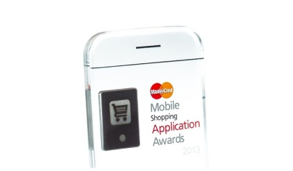 Zľavomat MasterCard Mobile Shopping Application Awards 2013