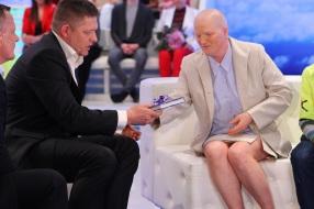 Premiér Robert Fico v relácii Modré z neba zodvihne hodenú rukavicu od Jany