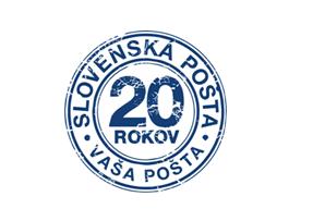 Slovenská pošta: 20 rokov vaša pošta