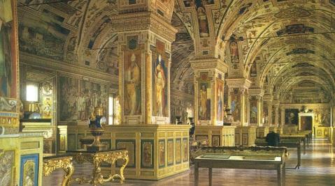Vatikánska apoštolská knižnica vstupuje do digitálneho veku
