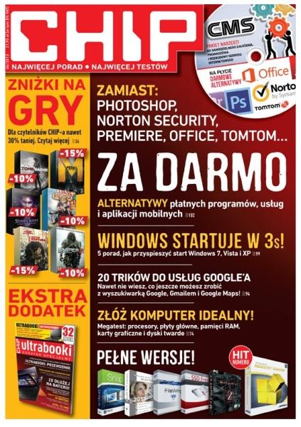 ESET Smart Security produktom roka podľa čitateľov poľského časopisu CHIP