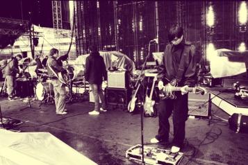 Dave Gahan a jeho band sa počas rokovaní so organizátormi vyjadrili, že na bratislavskej šou by nemala chýbať skupina Lavagance, ktorá bola ich predskokanom aj v roku 2009.
