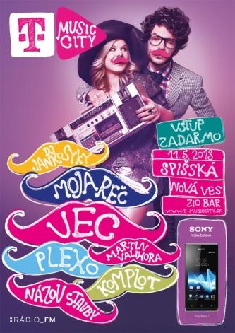 Music City 2013 – Telekom Zio bar