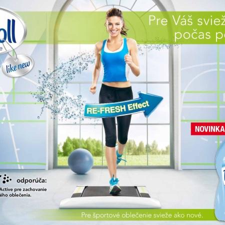Perwoll Sport & Active Henkel Craft