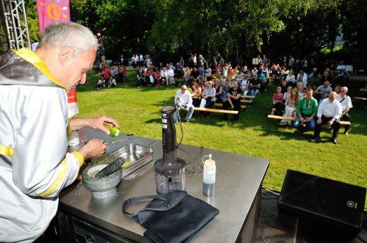 Gurmán Fest 2013 navštívilo vyše 15 tisíc ľudí
