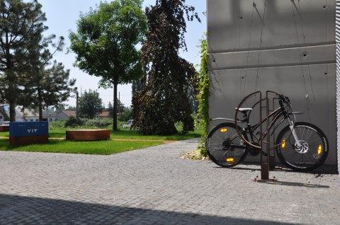 Cyklokoalícia pripravila pre YIT Reding aj návrh, ako sa cyklisti najlepšie dostanú kbudove zokolitých cyklotrás v Bratislave.