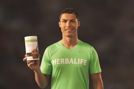 Herbalife bude s Ronaldom spolupracovať na vytvorení a optimalizácii jeho osobného nutričného programu.