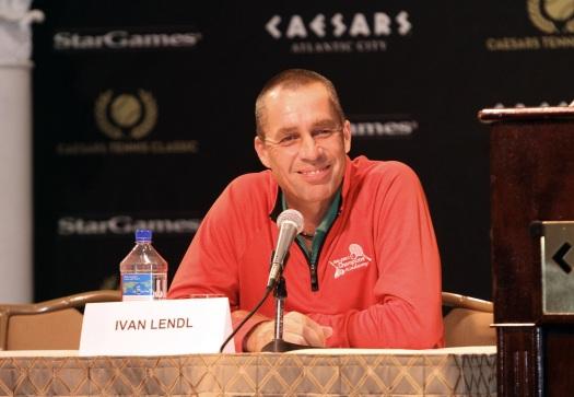 Ivan Lendl, ktorý je žijúcou legendou medzi tenistami, vystúpi na prestížnom fóre Big Ideas for CEE voktóbri 2013 vBratislave.