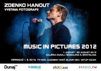 Profesionálny fotograf Zdenko Hanout bude mať v Bratislave výstavu, na ktorej predstaví výber zo svojej tvorby z roku 2012.