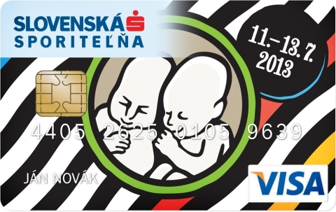 Slovenská sporiteľňa tento rok pripravila pre svojich klientov aj limitovanú sériu Bažant Pohoda platobných kariet.