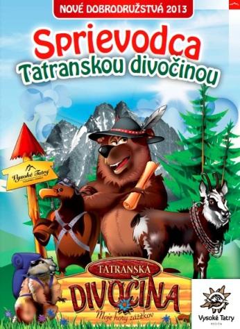 Spievodca Tatranskou-divočinou.
