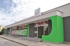 CBA Slovakia otvorila moderný obchod CENT Supermarket CBA na sídlisku Sever na Krivánskej ulici vBanskej Bystrici.