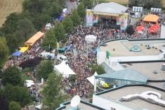 Program a skvelá atmosféra prilákali v sobotu 24. augusta 2013 do areálu televízie Markíza vyše 30-tisíc návštevníkov.