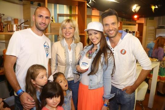 Robert Vitte, Patricia, Zuzana Ťapáková a Roman Juraško patrili k najsledovanejším tváram akcie.