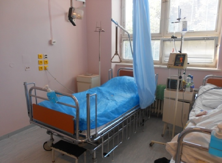 Zmodernizovaná Metabolická jednotka Internej kliniky Fakultnej nemocnice Trnava