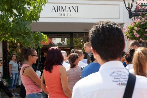 """60.000 návštevníkov si užívalo """"Late Night Shopping""""– nočné nakupovanie v Designer Outlet Parndorf"""