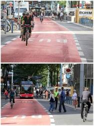 Nový koncept Mariahilfer Straße v praxi 01-02. © Ecker & Partner