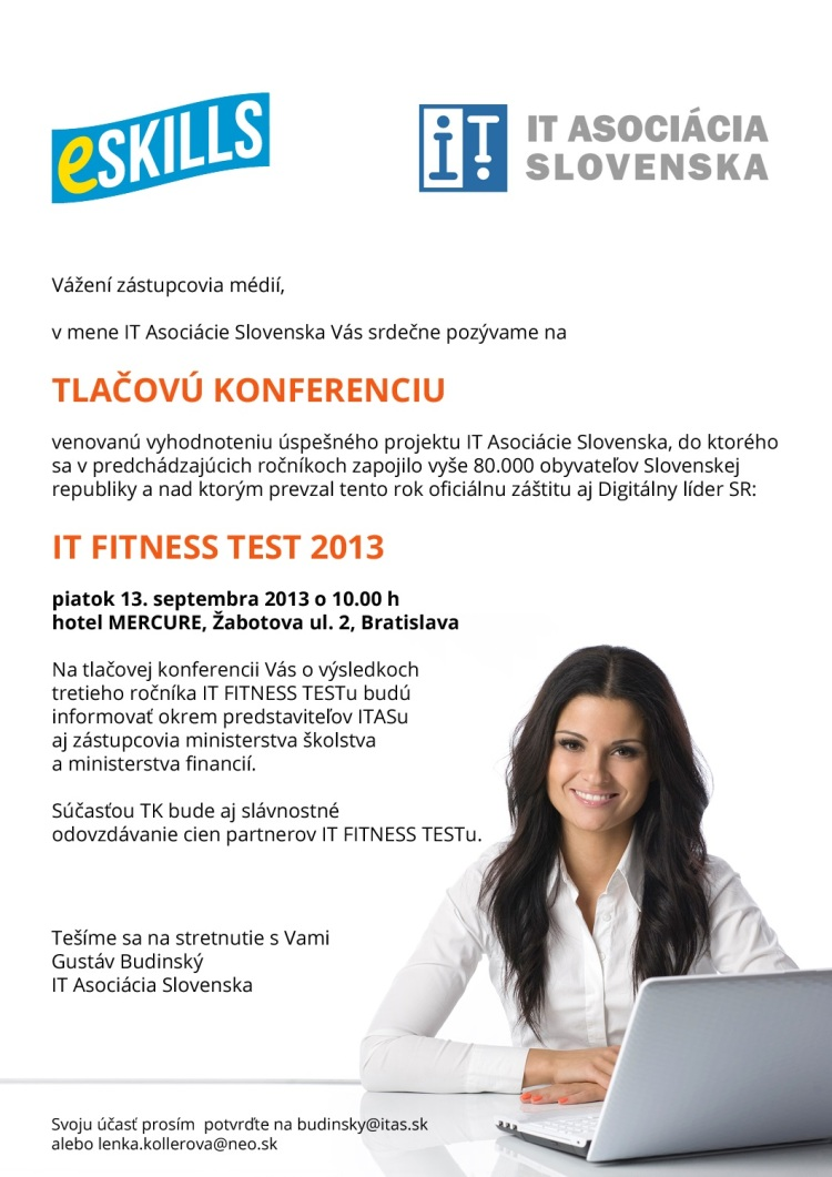 IT FITNESS TEST 2013
