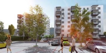 YIT Reding začína stavať rezidenčný projekt Byty Kivikko