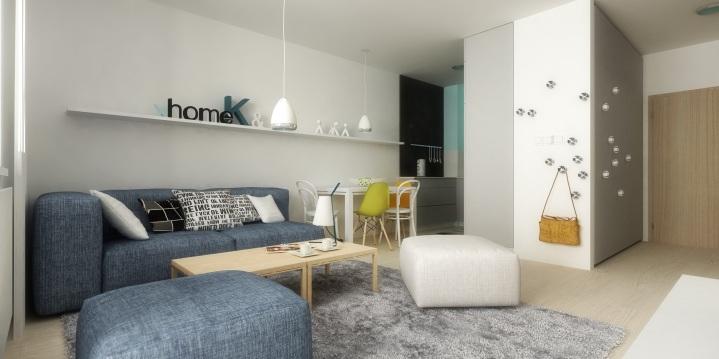 Pre budúcich majiteľov prinesie pestrú ponuku bytov od menších jednoizbových až po priestranné štvorizbové. Prevládať budú menšie, prakticky riešené dvojizbové byty.