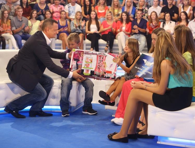 Modré z neba s moderátorom Vilom Rozborilom vstúpilo v stredu 4. septembra 2013 do šiesteho roku vysielania s fenomenálnym úspechom.