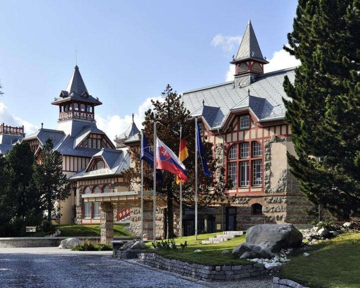 Obsadenosť hotela Grand Hotel Kempinski High Tatras dosiahla vauguste 82 percent, čo je otakmer 15 percent viac ako vrovnakom období vlani.