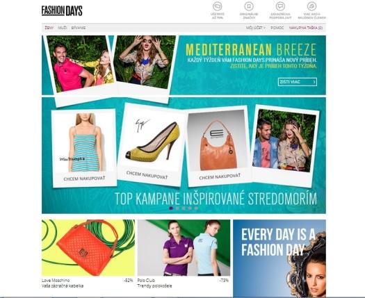 Odteraz členovia klubu spoznávajú úplne nový branding a dizajn Fashion Days, ktoré premieňajú stránku na módny a lifestylový ideál.
