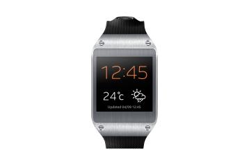Inteligentné hodinky Samsung Galaxy Gear sú dizajnová vychytávka, ktorá má potenciál stať sa hitom tohtoročných Vianoc.