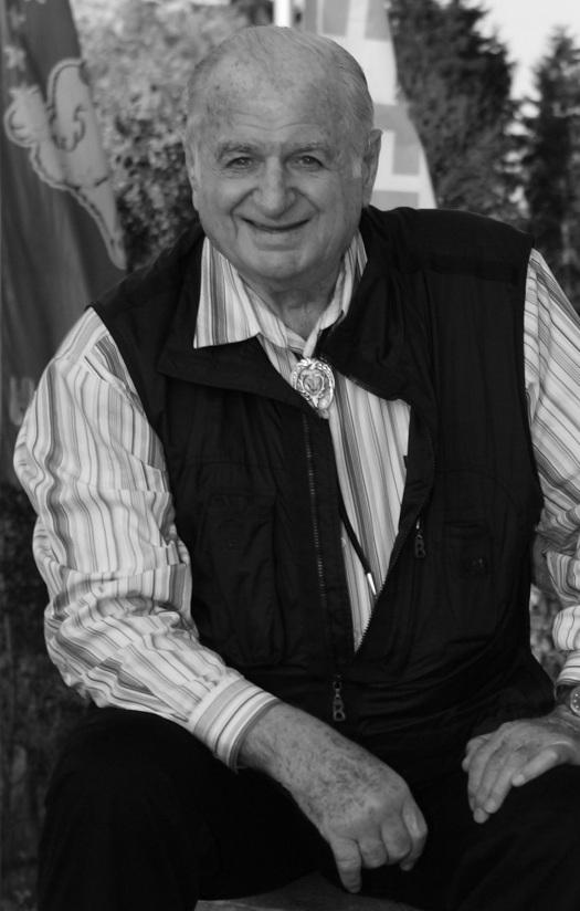 Dr. Hans Riegel bol jedným z dvoch synom zakladateľa spoločnosti Haribo.