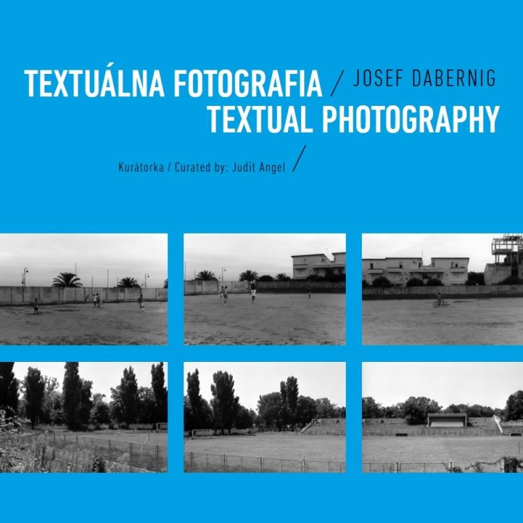Josef Dabernig sa vracia so Bratislavy po jedenástich rokoch svýstavou Textuálna fotografia.