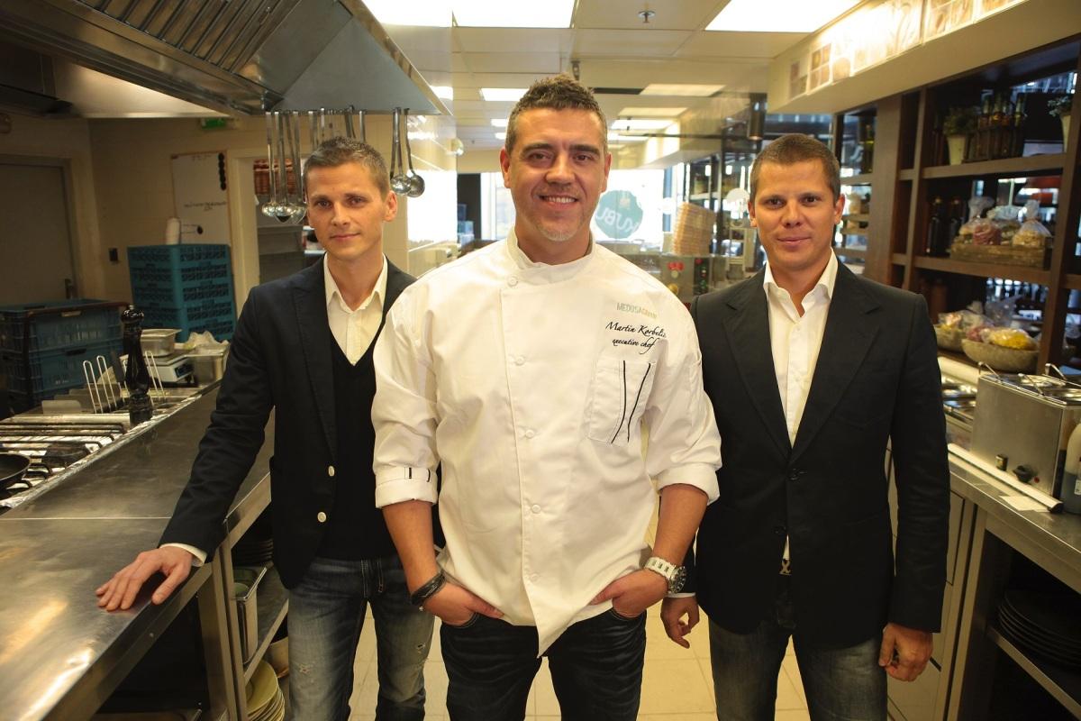 Gastroprestup roka: Martin Korbelič šéfom 30 reštaurácií MEDUSA GROUP! (FOTO)