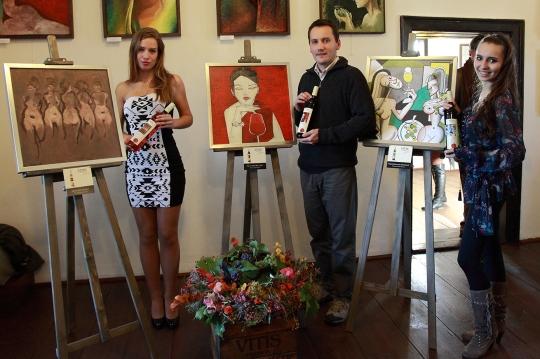 Súťaž Vitis Galéria sa tento rok inšpirovala ženou.