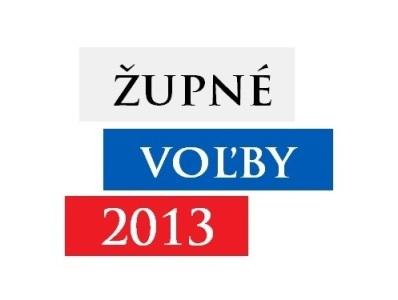 Župné voľby 2013